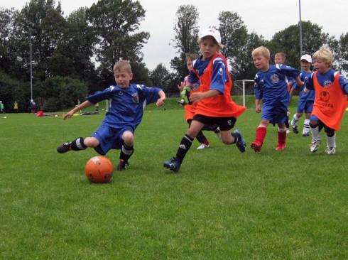 Fussball – Kindergeburtstag